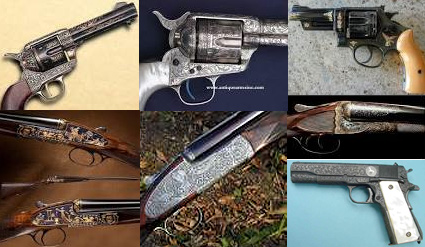 Gun Collage