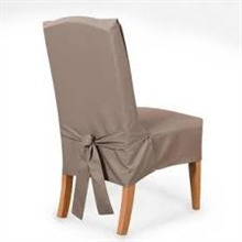 Linen Chair Cover tables, chairs, & settings