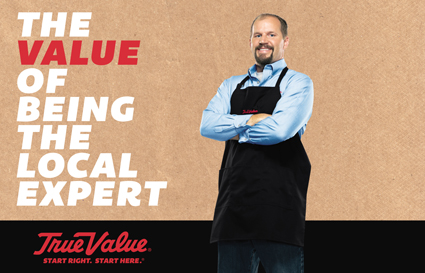 The value of being the local expert