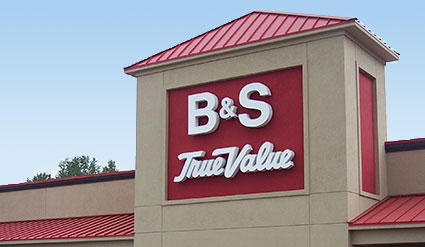 B & S True Value