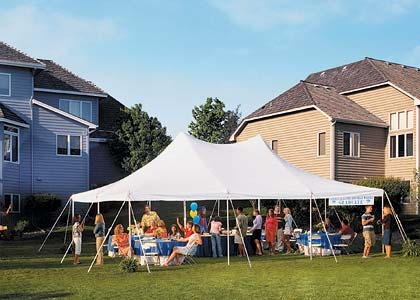 Party Tents For Sale 20x30 >> Peters True Value Hardware > Additional Pages > Tent ...