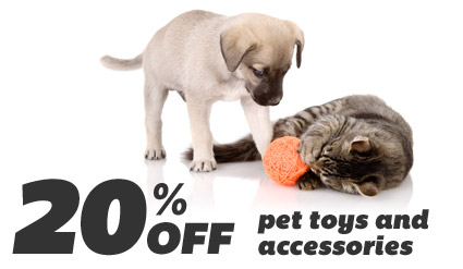 20 off toys accessories