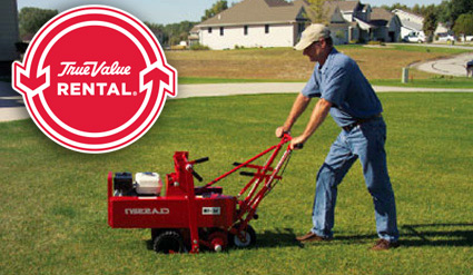 sod-cutter with logo