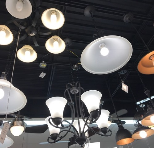 Ceiling light fixtures add flare to your living or dining areas that your friends will admire w d bryant true value has a variety of lighting styles and