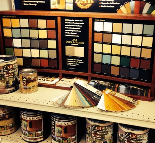 Exterior stains - Woodsman premium exterior wood care ...
