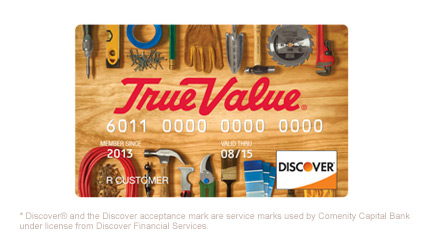 TV Discover Card