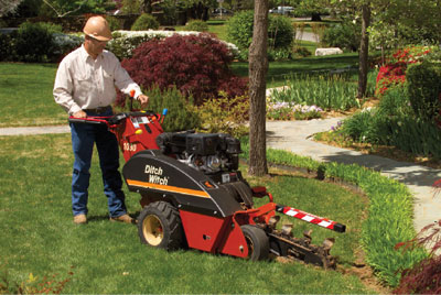 Trencher Ditchwitch